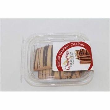 GlutenFreePalace.com Cookies, Vanilla Graham Cookies, 6 Oz. [2 Pack]