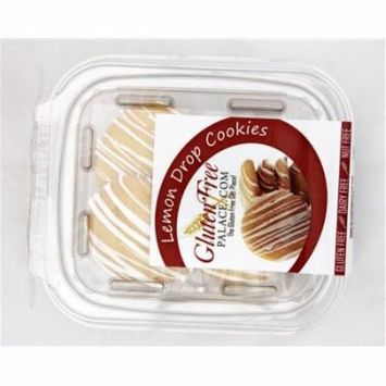 Gluten Free Lemon Drop Cookies, Mini Pack, 2 Oz. [2 Pack]