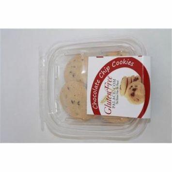 GlutenFreePalace.com Mini Pack Cookies, Chocolate Chip Cookies, 2 Oz. [2 Pack]