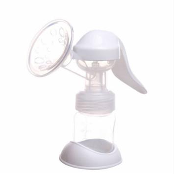 Portable Soft Nature Manual Breast Pump Comfortable Breast Reliever Milk Pump