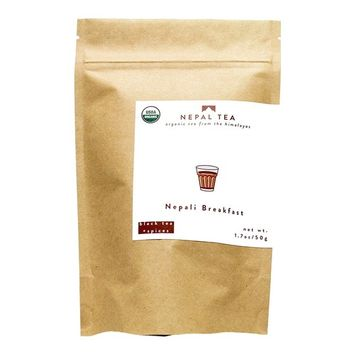 Nepal Tea - Nepali Breakfast Loose Leaf Tea, 1.7 Oz. (Approx. 25 Cups) …