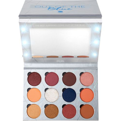 Slide: Out Of The Blue Eyeshadow Palette
