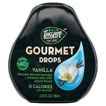 Teisseire Gourmet Drops Vanilla Drink Mix - 2.23 fl oz Bottle