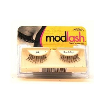 Andrea Mod Lashes Style 53 Black (Case of 6)