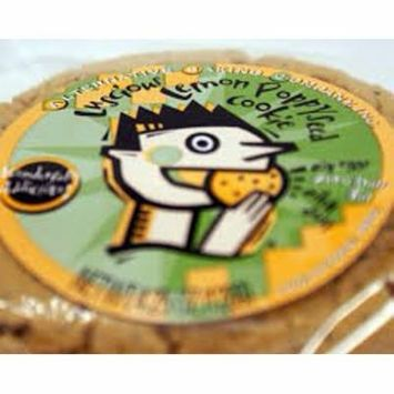 Alternative Baking Company - Luscious Lemon Poppyseed Cookie - 4.25 oz(pack of 6)