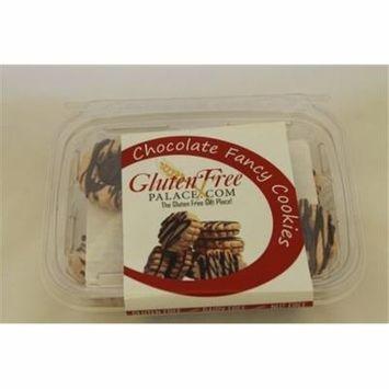 GlutenFreePalace.com Chocolate Fancy Cookies, 6 Oz. [6 Pack]