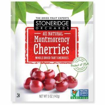 Stoneridge Orchards, Montmorency Cherries, Whole Dried Tart Cherries, 5 oz (pack of 6)