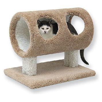 Beatrise Tree Trunk Cat Condo