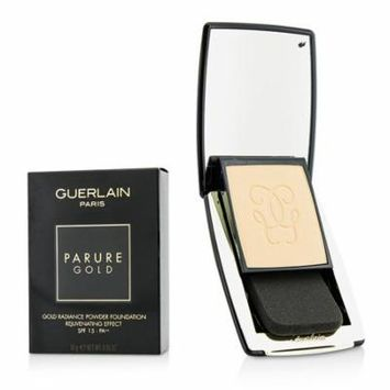 Guerlain - Parure Gold Rejuvenating Gold Radiance Powder Foundation SPF 15 - # 02 Beige Clair -10g/0.35oz