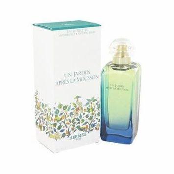 Un Jardin Apres La Mousson by Hermes EDT 3.3 oz for Unisex
