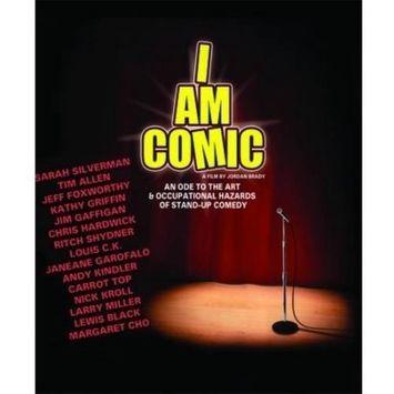 Allied Vaughn I Am Comic Blu-ray
