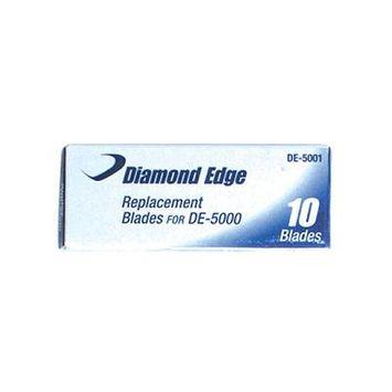 Diamond Edge Replacement Blades For De-5000 BX