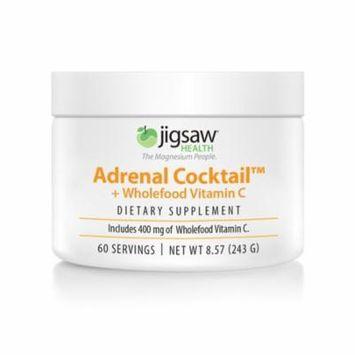 Jigsaw Adrenal Cocktail™ + Wholefood Vitamin C (Jar)