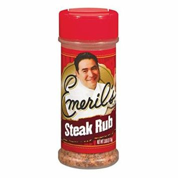 Emeril Steak Rub - Case of 12 - 3.88 oz.
