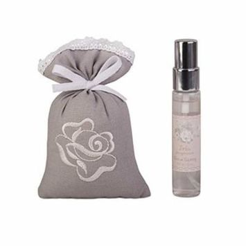 Creative Scents Iris Fragrances Gift Set, Room Spray, Scented Sachet