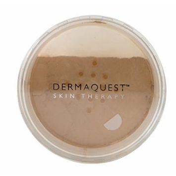 DermaMinerals by DermaQuest Buildable Coverage Loose Mineral Powder Facial Foundation SPF 20 - 3W, 0.40 oz