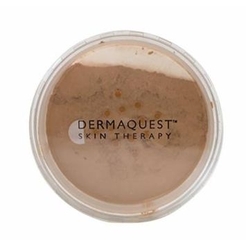DermaMinerals by DermaQuest Buildable Coverage Loose Mineral Powder Facial Foundation SPF 20 - 4N, 0.40 oz
