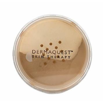 DermaMinerals by DermaQuest Buildable Coverage Loose Mineral Powder Facial Foundation SPF 20 - 3N, 0.40 oz