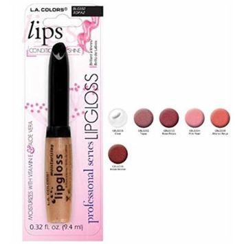 Blister New Lip-gloss Topaz, Case of 12