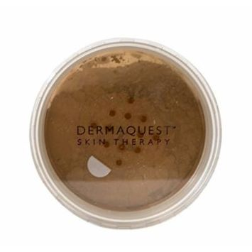 DermaMinerals by DermaQuest Buildable Coverage Loose Mineral Powder Facial Foundation SPF 20 - 5W, 0.40 oz