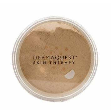 DermaMinerals by DermaQuest Buildable Coverage Loose Mineral Powder Facial Foundation SPF 20 - 1C, 0.40 oz