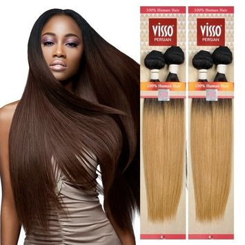 Bobbi Boss Human Hair Weave Visso Persian Yaki (14