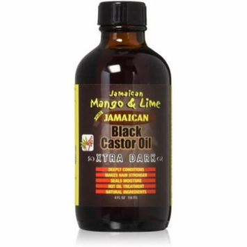 Jamaican Mango & Lime Xtra Dark Jamaican Black Castor Oil
