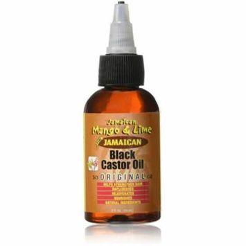 Jamaican Mango & Lime Black Original Castor Oil