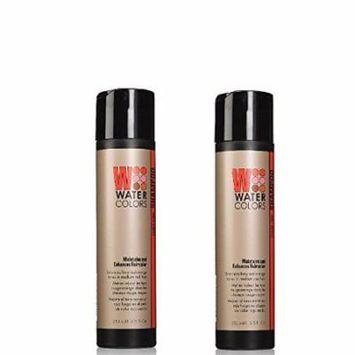 Tressa Watercolors Fluid Fire Shampoo 8.5 oz (New Packaging) by Tressa-Pack of 2