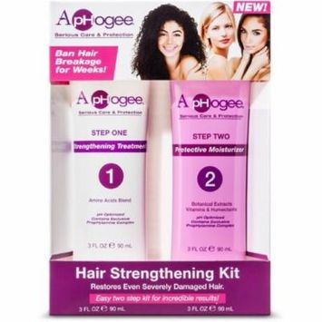 6 Pack - Aphogee Hair Strengthening Kit 1 ea