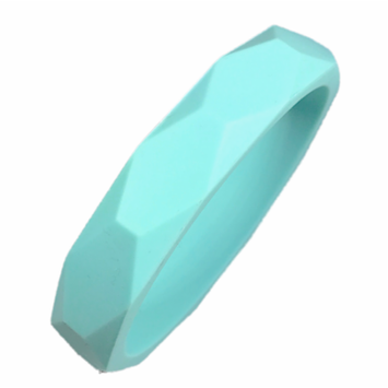 Gumeez® 'Grace' Teething Bangle (Light Blue)