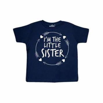 I'm the Little Sister Toddler T-Shirt