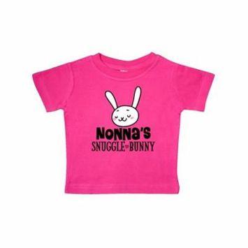 Nonna Easter Bunny Grandchild Gift Baby T-Shirt