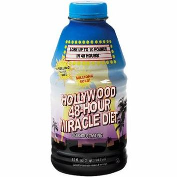 Hollywood 48-Hour Miracle Diet (6 Bottles)