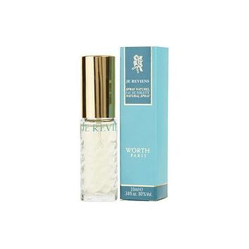 JE REVIENS by Worth - EDT SPRAY .34 OZ MINI - WOMEN