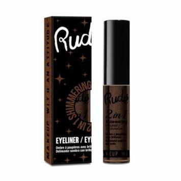 RUDE 2 in 1 Shimmering Eyeliner + Eyeshadow - Jasper