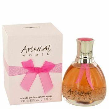 ARSENAL by Gilles CantuelEau De Parfum Spray 3.4 oz-Women
