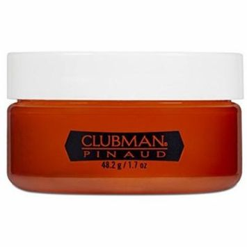 6 Pack - Clubman Firm Hold Pomade Travel 1.7 oz