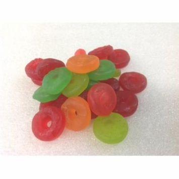 Lifesavers Gummies 2 pounds bulk lifesaver gummy candy