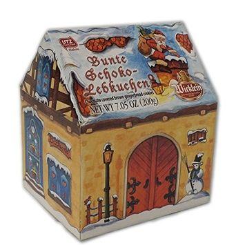 Wicklein Winterhaus Chocolate Lebkuchen 200g