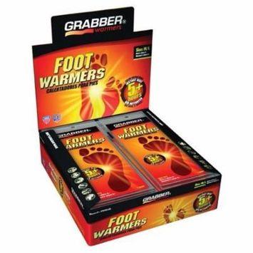Grabber 5+ Hour Foot Warmer Insoles Med/Large Case Pack 30