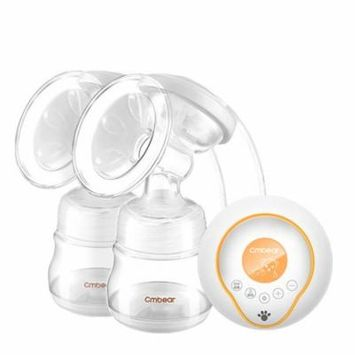 Portable Electric Breast Pump Ultra Quiet Operation Massage Anti-Backflow Safe Material BPA Free Advanced Breast Pump