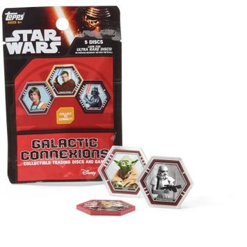 Star Wars Topps Galactic Connexions 5-Pack Bundle