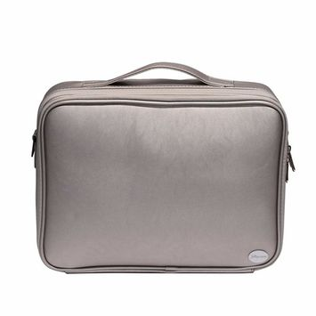 Makeup Bag Travel Makeup Train Case - 15
