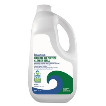 Boardwalk Natural All Purpose Cleaner, Unscented, 64 oz Bottle