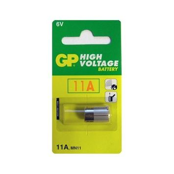 Kenable GP High Voltage Battery 11A MN11 PK5 6V [5 Pack]