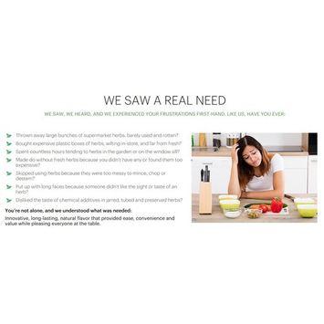 The Garlic Lover (3 Simply Beyond Organic Spray-On Herbs Seasoning - Garlic)