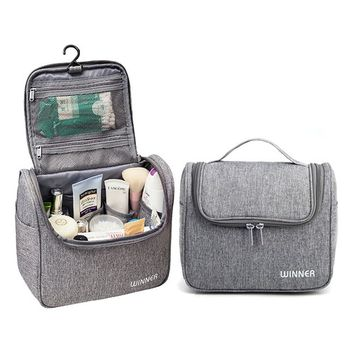 FLASH SALE! Hanging Toiletry Bag - Mens Toiletry Travel Bag - Large Capacity Travel Accessories for Women - Toiletry Kit, Makeup Bag, Cosmetic Organizer
