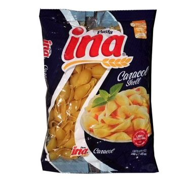 Ina Shell Noodle 7.05 oz (Pack of 1)