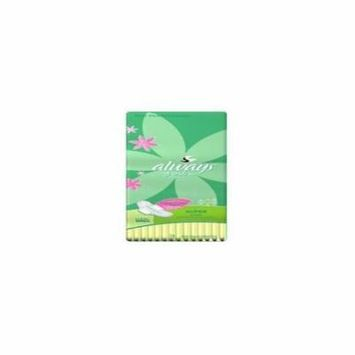 Always Ultra Super with Wings, Fresh Thin Pads 28 Count ( Pack of 6 )